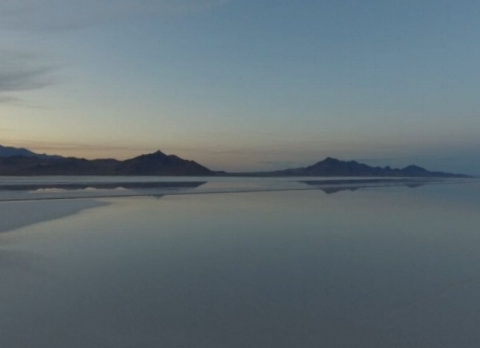 The salt flats in all their glory