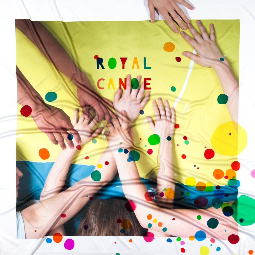 royal canoe album cover