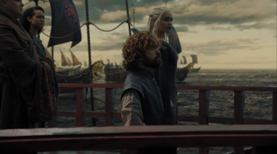 Game of Thrones Tyrion-Dany-Targaryen