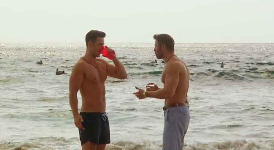 Bachelor in Paradise Chad and Daniel