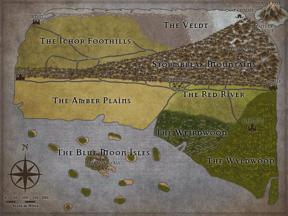 This map was created using Inkarnate.