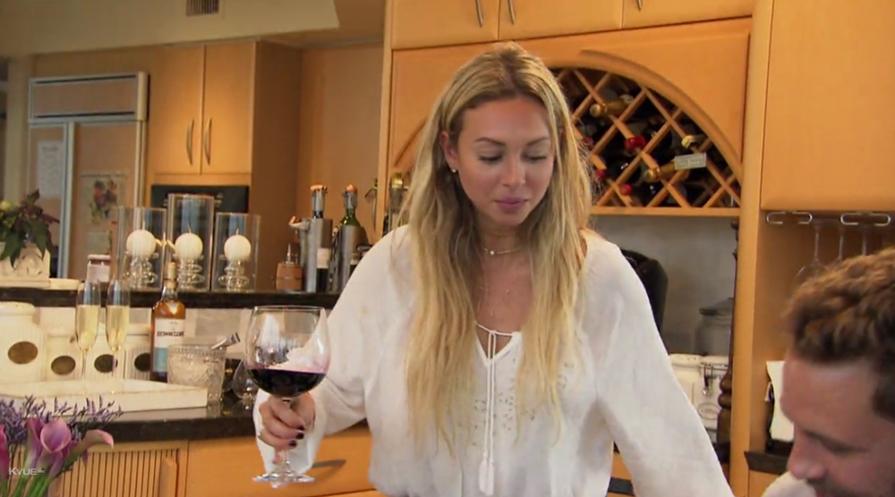 Good for you, Corinne and family. No one has the time to make trip after trip to the same wine bottle.