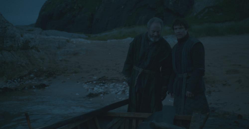 Gendry Storm, bastard son of King Robert Baratheon, last seen in  Mhysa  (S3E10)