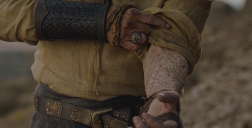 Game of Thrones Season 7 Predictions Jorah Greyscale