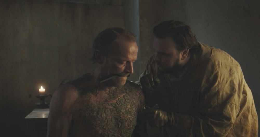 Game of Thrones Season 7 Episode 2 Stormborn The Citadel Jorah and Sam