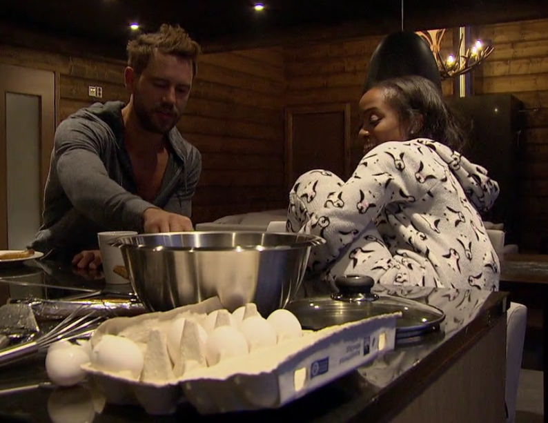 The Bachelor Recap Nick Viall Episode 10 Rachel Pajamas