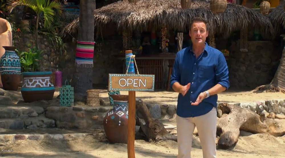 Bachelor in Paradise Season 5 Episode 1 Paradise is Open Chris Harrison