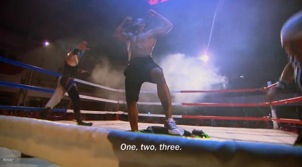 Bachelor in Paradise Season 5 Episode 2 Kenny Wrestling