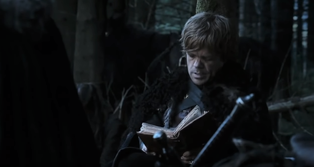 Actually, maybe Tyrion's series of mistakes can be attributed to his long worldly travels - no mental whetstone