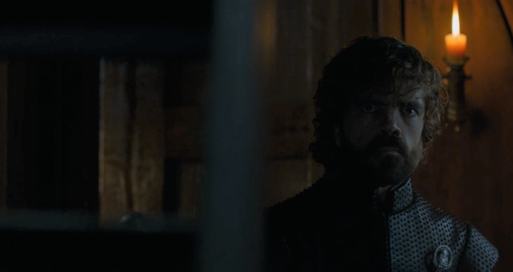 I guess Tyrion also likes to watch