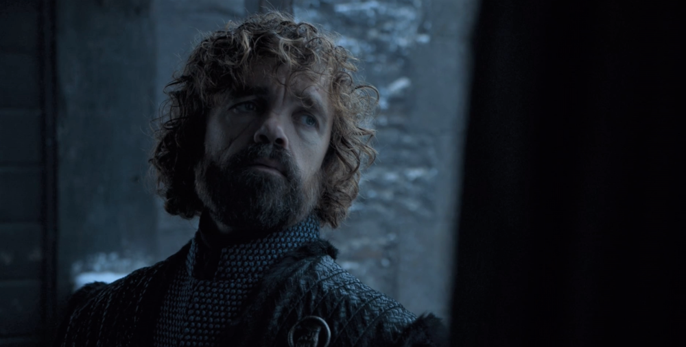 "Tyrion: ""She has something to live for now. I believe she wants to survive."""