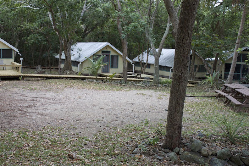 Residents'  camp