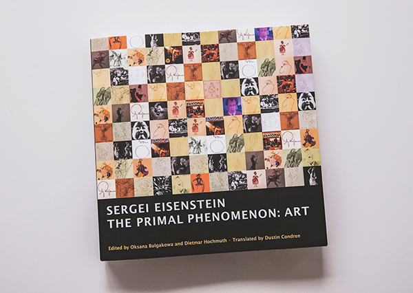 SERGEI EISENSTEIN | THE PRIMAL PHENOMENON: ART