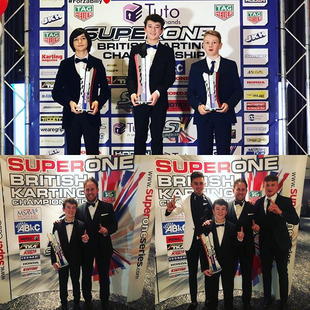 Amazing night at the 2018 @superoneseries awards night last night - definitely a year to remember! #P1 #minix30 #doingbits #bitshavebeendone #2018 #champion