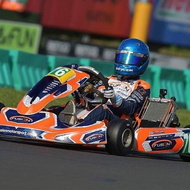 Decent weekend at @pfikarting coming away with a P6. Not a bad weekend after a horrific qualifying of 20th 😂!! Thanks as always to @samfugett, @tomarmeuk, @chrisrogersno1, @fusion_motorsport, @apsmanagement and @aventus_power
