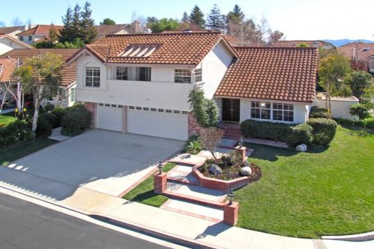 1702 Roulette Circle, Thousand Oaks, CA Closed/ Listed at $785,000