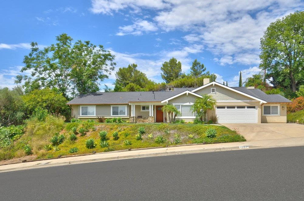 1221 Calle Castano, Thousand Oaks, CA Closed/ Listed at $867,400
