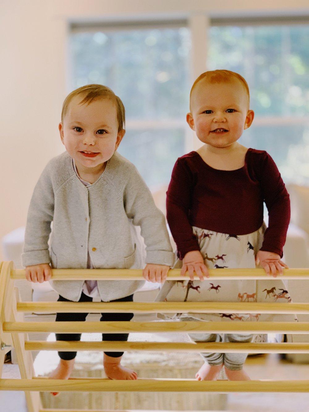 Thank you for choosingThe Montessori Guide! - Love,Dakota, Marley, Theresa & Bridget