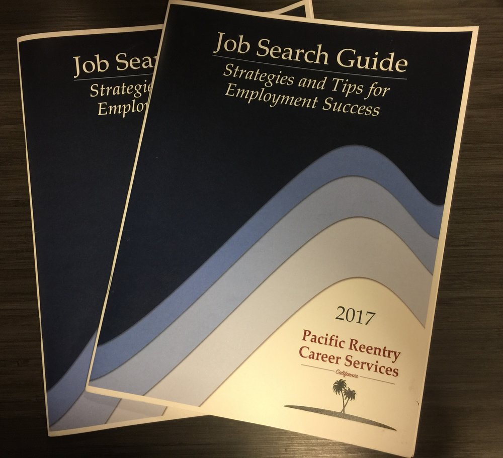 Those Are The Last Two Copies Of Our Job Search Guide From The First Run Of  The Guide. Since First Printing The Guide Last Year, ...