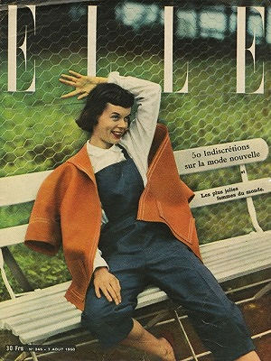 Pati Hill, 1950