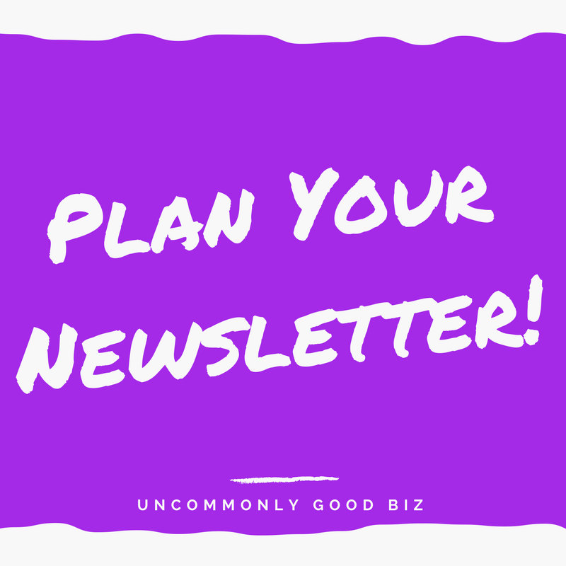 Monthly Newsletter Planner for creative entrepreneurs.png
