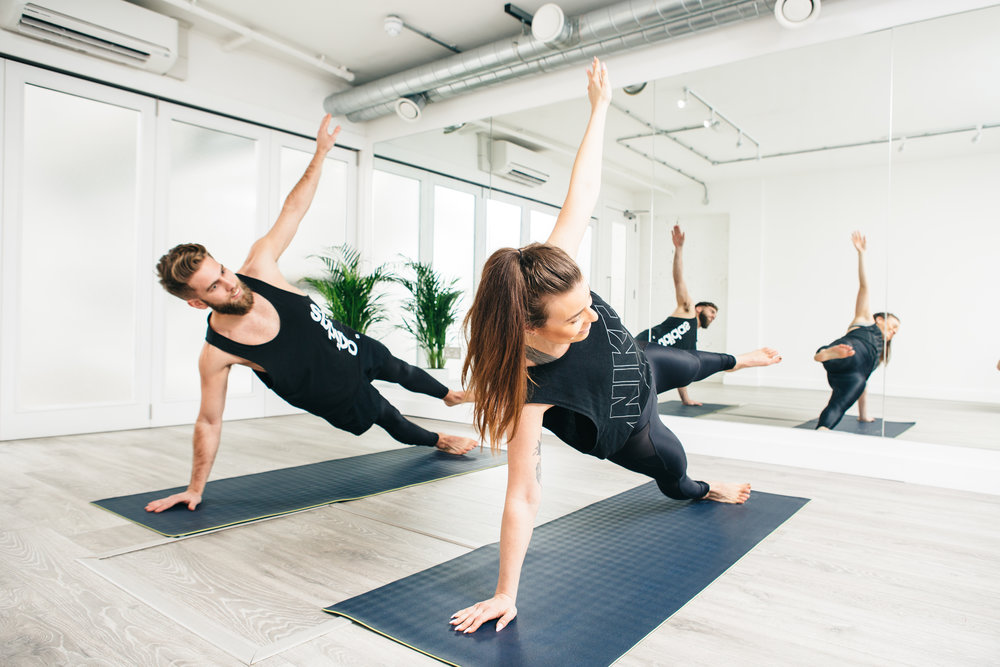 Membership   Want to commit?    Full Membership: unlimited access to the studio for just £170 a month  Half Membership - same as above but cut out reformer pilates for only £130/month  One Membership Yoga - Love yoga, enjoy unlimited for £89/month  One Membership Pilates - Love reformer, enjoy 8 sessions a month for £150