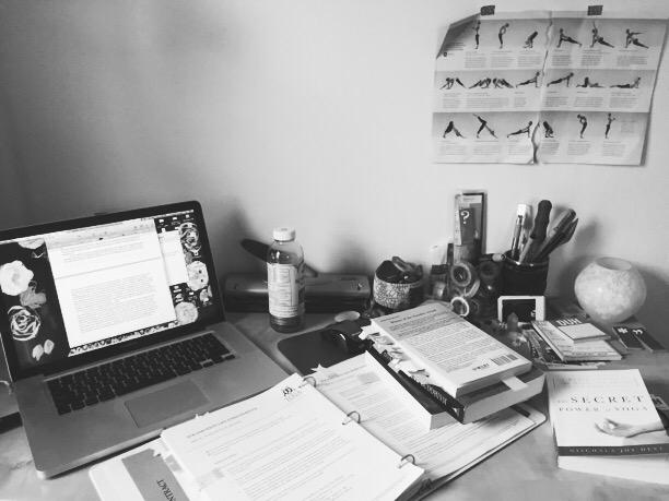 moduleonestudying