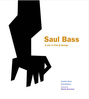 Saul Bass: A Life in Film & Design » By. Jennifer Bass  Looking back to my sophomore year  project  in design school, I feel very lucky to have been assigned Saul Bass. I enjoyed writing about him so much, I bought this book! This is the ultimate guide in my opinion on Saul Bass with large illustrations and personal accounts of his entire career. I also enjoy re-watching his work on   Art of the Title  . I recently have had the pleasure of meeting a creative director who has met this wonderful man and she has nothing bad to say.
