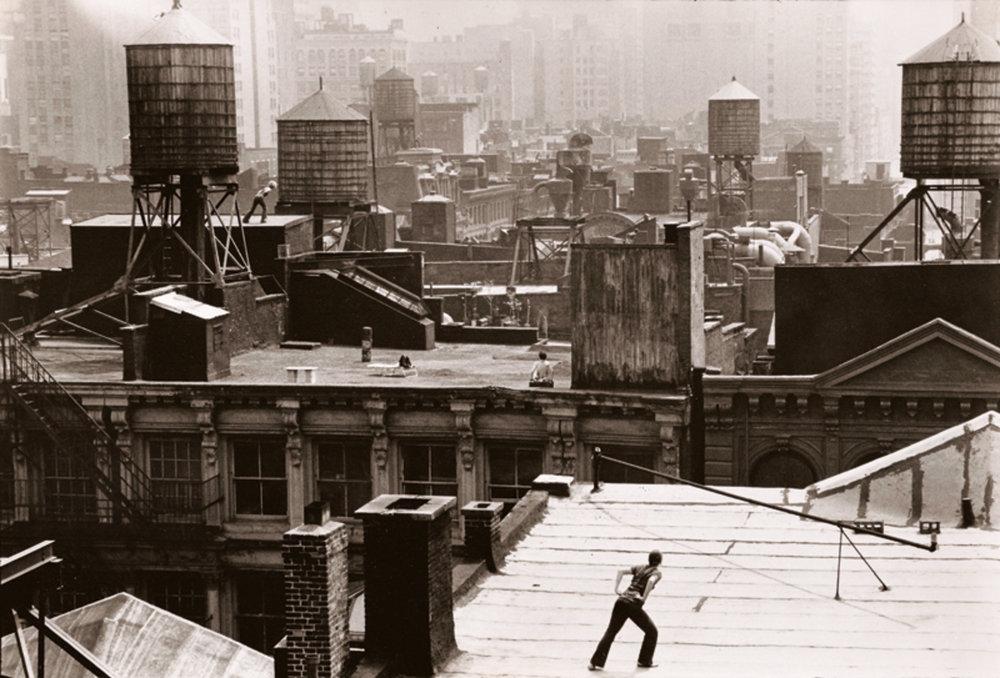 Roof Piece, 1971