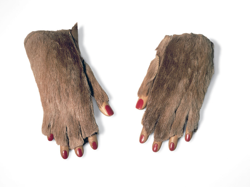 Pelzhandschuhe (Fur Gloves),1939