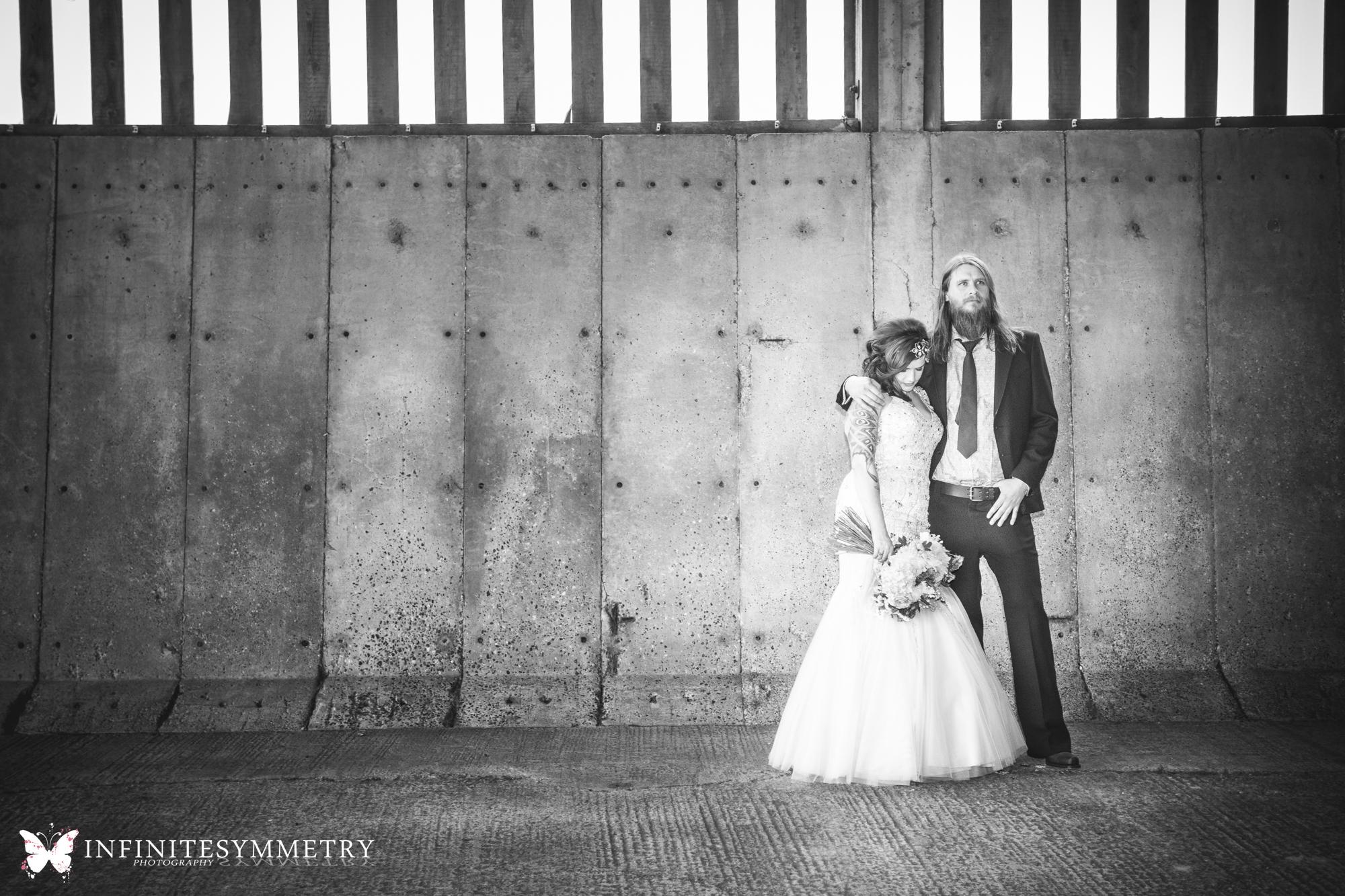 Infinite Symmetry Wedding Photography