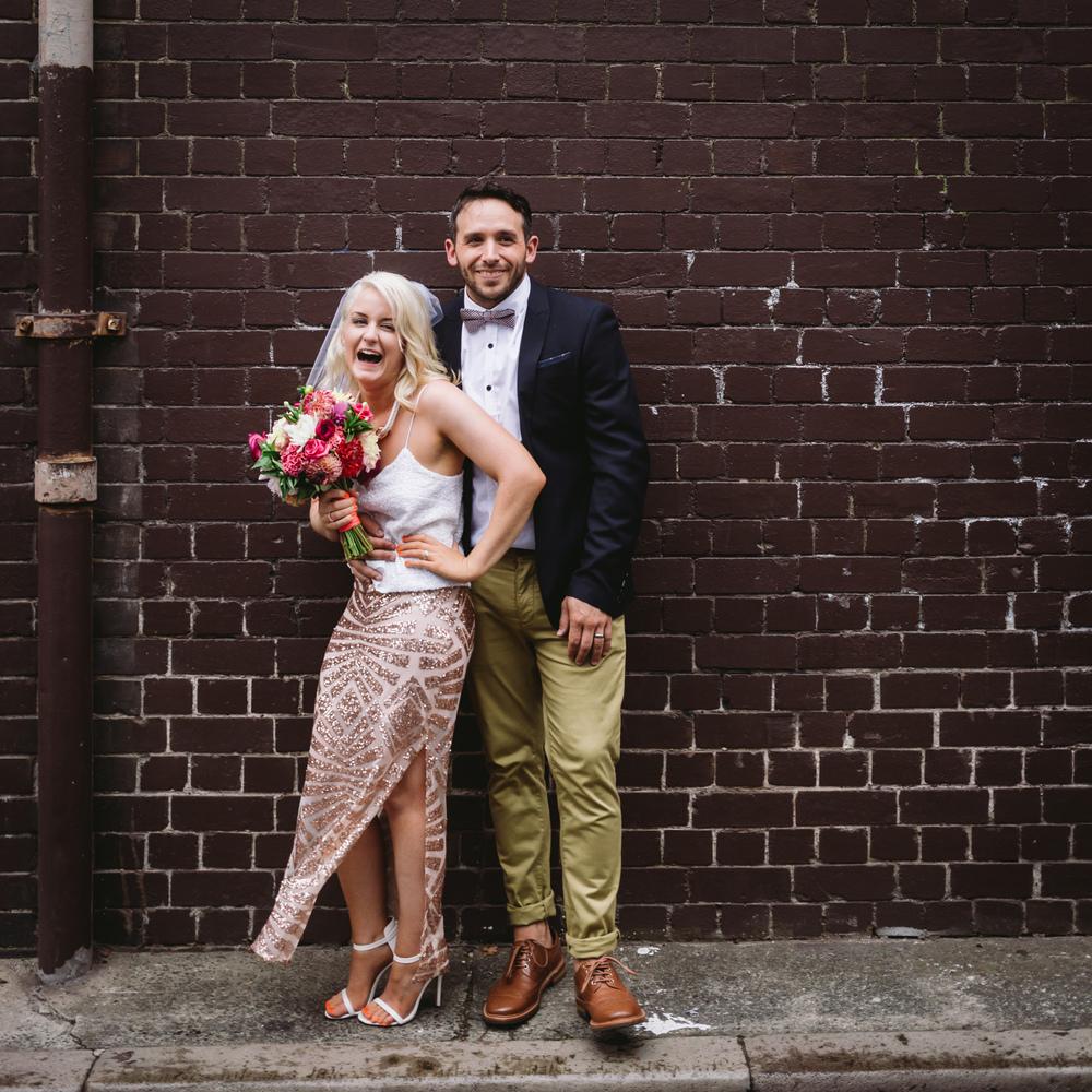 Tammy & Marc