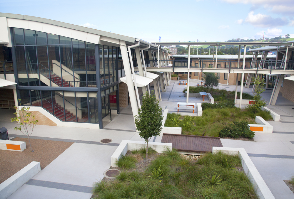 Leaf Architecture - Contemporary Learning Environment