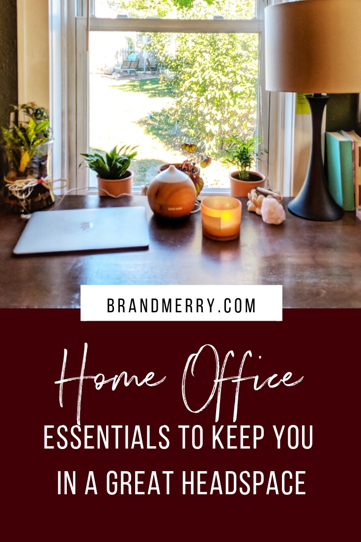 Whether you are a service based entrepreneur or anyone that deals with a customer or client, it's important to protect your energy. We give so much to our community and clients, that if we don't have things in place to re-align ourselves, we take the risk of feeling depleted.   These tips and resources are easy additions to your home office and will make a big difference in your day to day when implemented.