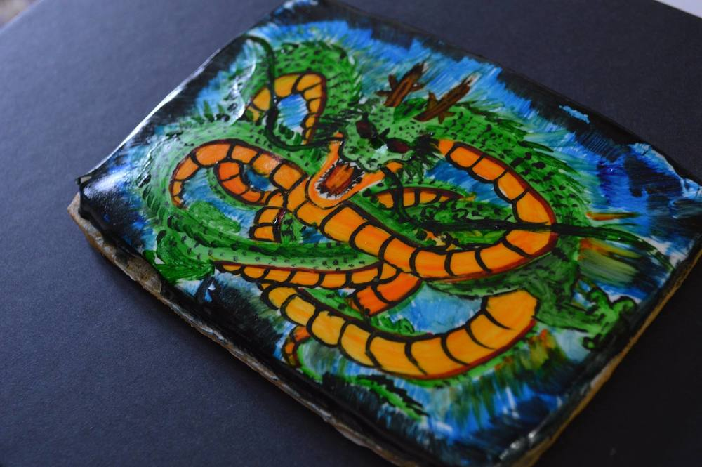Dragon Ball Z - Shenron Cookie.jpg