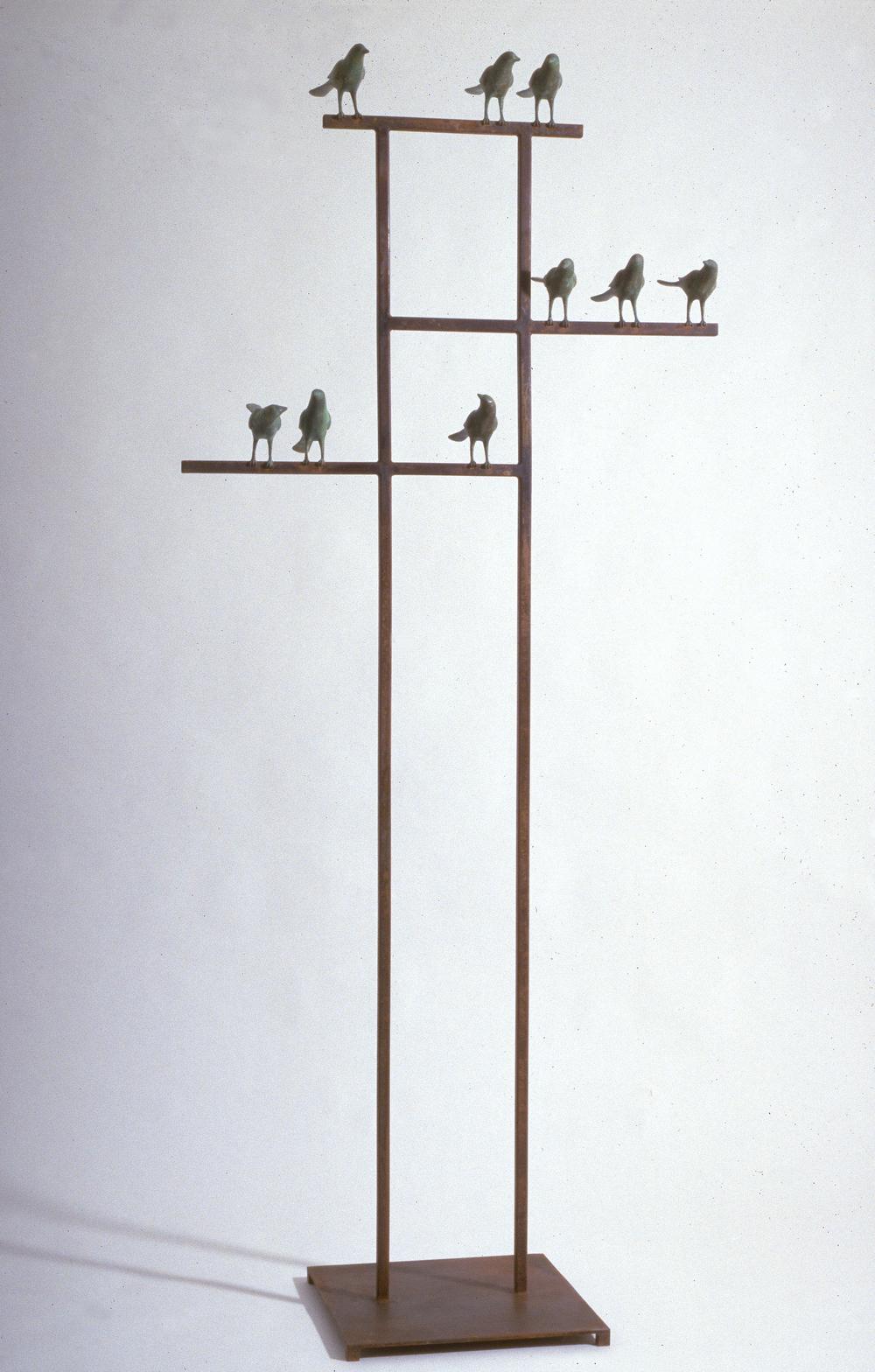 Nine Birds Mondrian