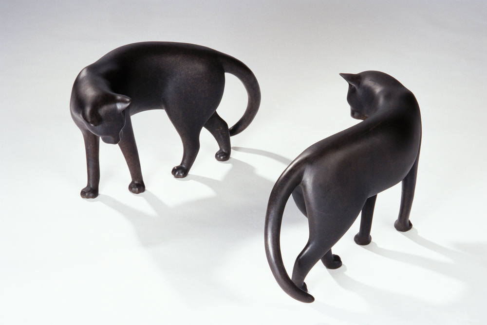 Fountain Cat