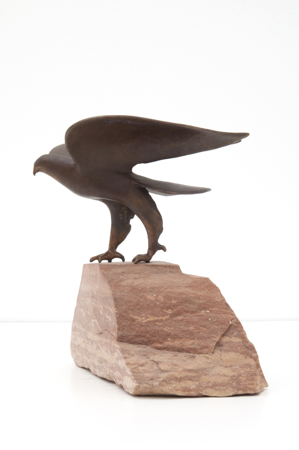 Eagle Maquette Trophy No.10
