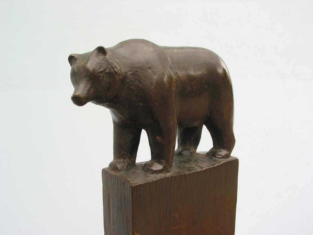 Bear Stand (Detail)
