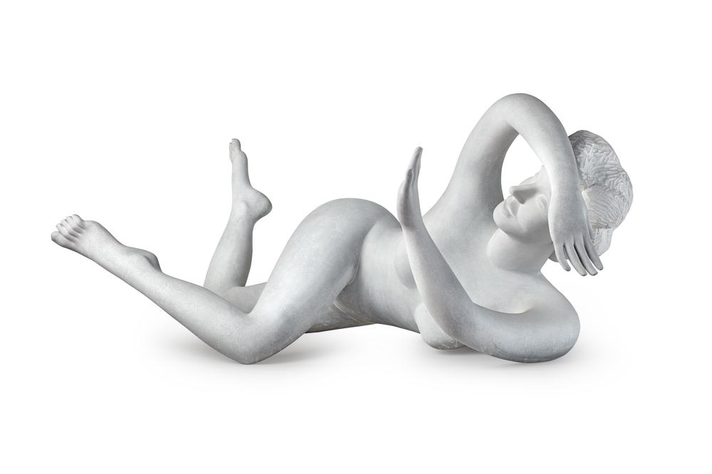 Twisting Woman