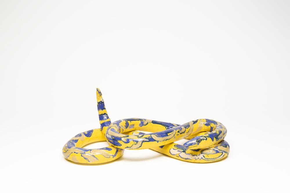 Yellow RACER - Serpiente 3
