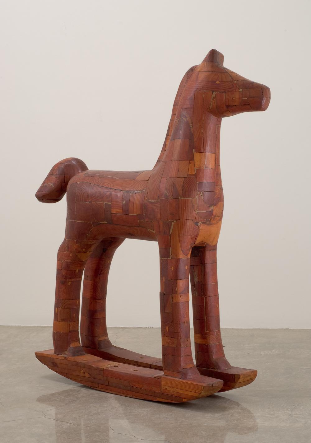 Rocking Horse II (Horse II)