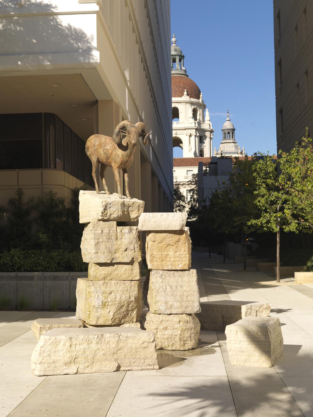 Bighorn Fountain