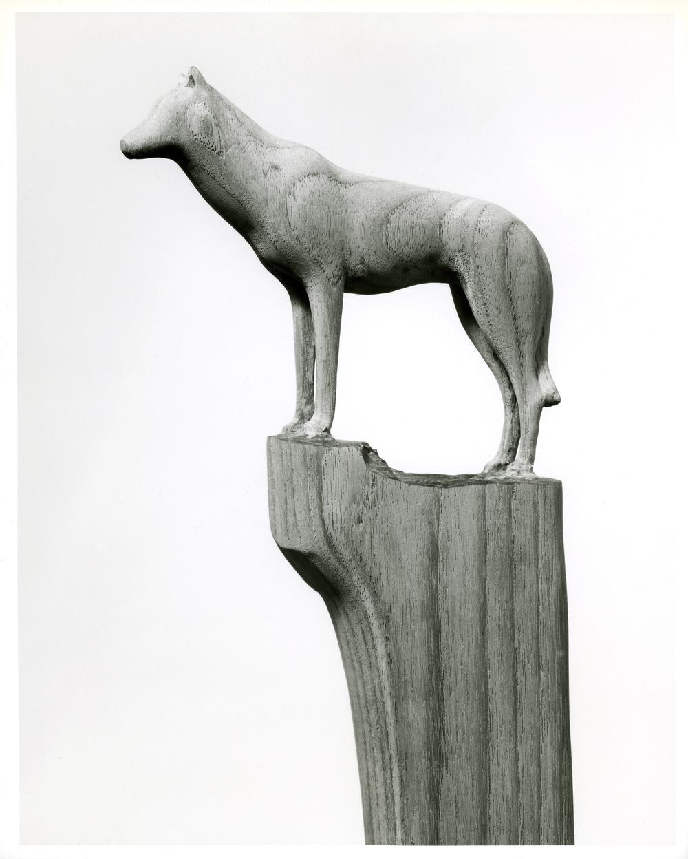 Wolf II (Detail)