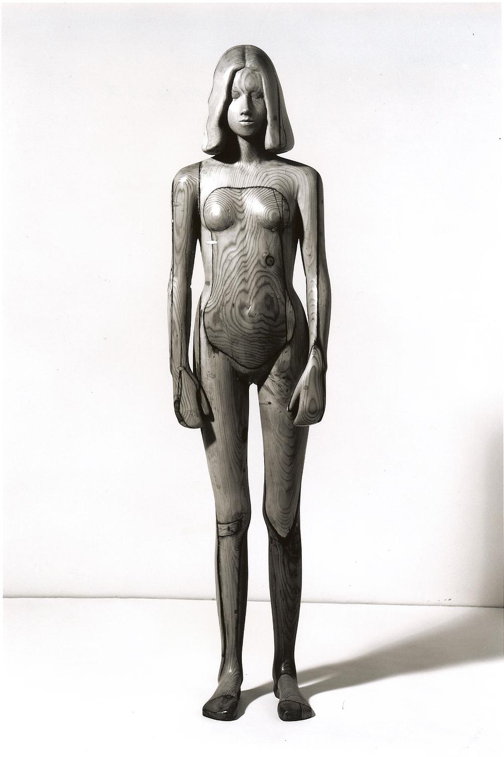 Standing Girl