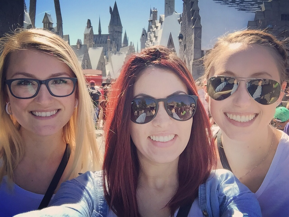 Girls day at Universal!