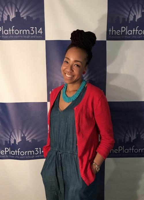 Host Raegan Johnson