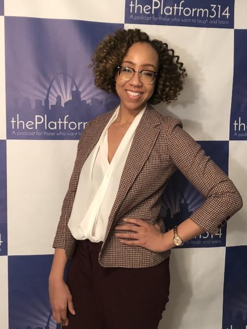 Host, Raegan Johnson