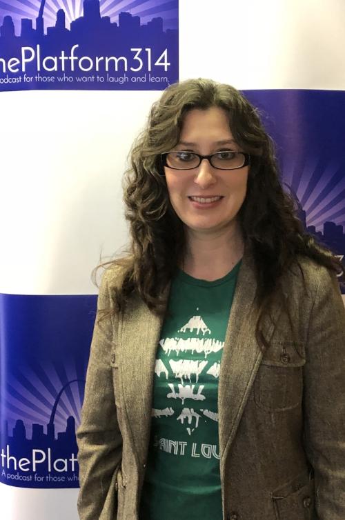 Host Alderwoman Megan-Ellyia Green