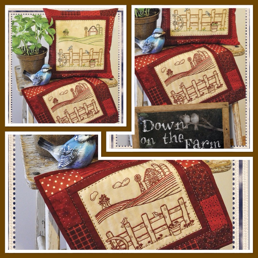 Down on the Farm — Common Threads Quilt Shop